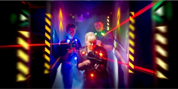 Birthday Activities Laser Quest