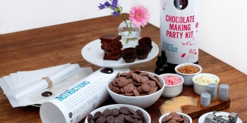Glasgow Party Activities Chocolate Making Kit