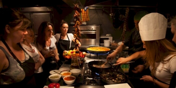 Barcelona Hen Activities Cooking Class