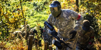 Nottingham Birthday Activities Paintball