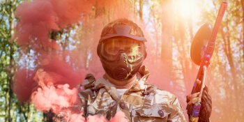 Benidorm Party Activities Paintball