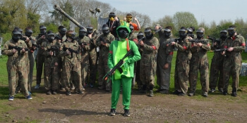 Bristol Stag Activities Paintball Extreme