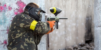 Budapest Birthday Activities Paintball