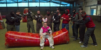Berlin Stag Activities Paintball Indoor