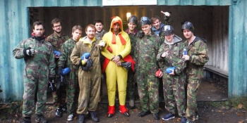 Norwich Stag Activities Paintball