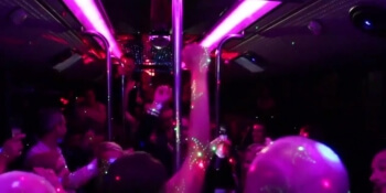 Budapest Birthday Activities Party Bus
