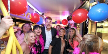 Benidorm Birthday Activities Party Bus