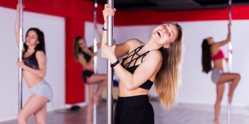 Nottingham Birthday Activities Pole Dancing