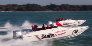Bournemouth Stag Activities Powerboat Thriller