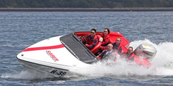 Party Activities Powerboat Thriller