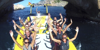 Magaluf Birthday Activities Powerboat Thriller