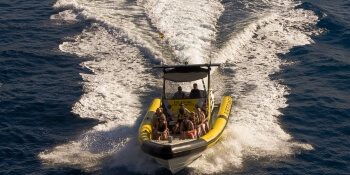 Magaluf Stag Activities Powerboat Thriller
