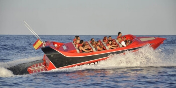 Benidorm Hen Activities Powerboat Thriller