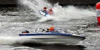 Portsmouth Stag Activities Powerboat Thriller