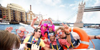 London Stag Activities Powerboat Thriller