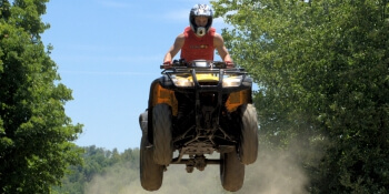 Tenerife Stag Activities Quad Bike Extreme