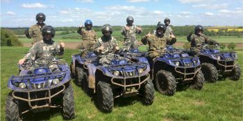 Liverpool Party Activities Quad Bikes
