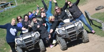 Cardiff Birthday Activities Quad Bikes