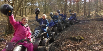 Nottingham Birthday Activities Quad Bikes