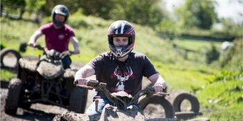 Leeds Stag Activities Quad Bikes
