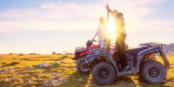 Party Activities Quad Bike Extreme