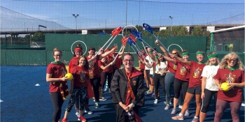 Cardiff Birthday Activities Quidditch