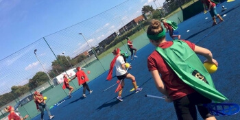 Liverpool Party Activities Quidditch