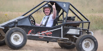 Brighton Stag Activities Rage Buggies