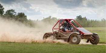 Oxford Stag Activities Rage Buggies