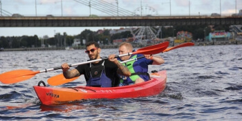 Riga Stag Activities Kayaking