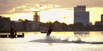 Riga Stag Activities Water Skiing