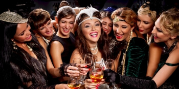 Newcastle Birthday Activities Roaring 20s