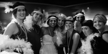 London Hen Activities Roaring 20s