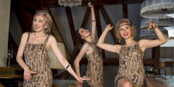 Nottingham Hen Activities Roaring 20s