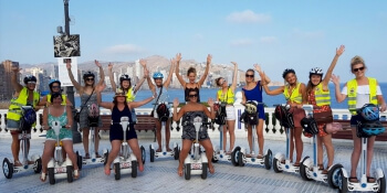 Benidorm Hen Activities Segway