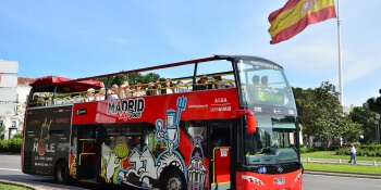 Madrid Party Activities Sightseeing Tours