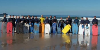 Stag Activities Bodyboarding