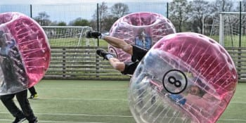 Stag Activities Bubble Football