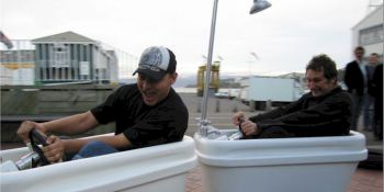Stag Activities Motorised Bath Tubs