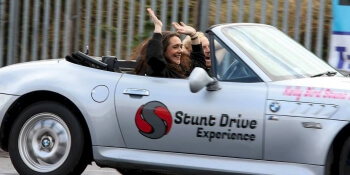 Newcastle Hen Activities Stunt Driving