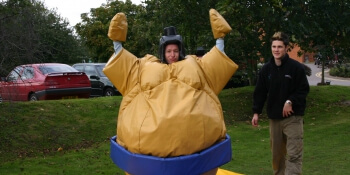 Party Activities Sumo Wrestling