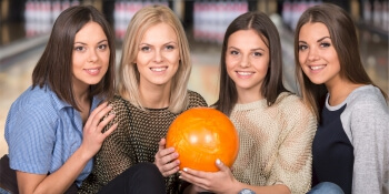 Brighton Hen Activities Ten Pin Bowling