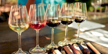 Birmingham Hen Activities Wine Tasting
