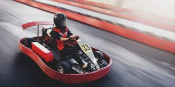 Madrid Party Indoor Karting Fiesta Package Deal