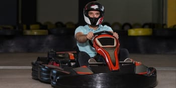 Brighton Party Karting Kings Package Deal
