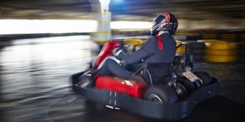 Cardiff Party Karting and Pubbing Package Deal