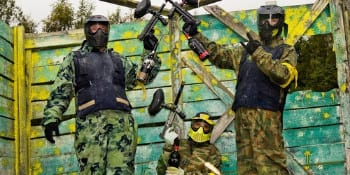 Norwich Stag Paintball and Karts Package Deal