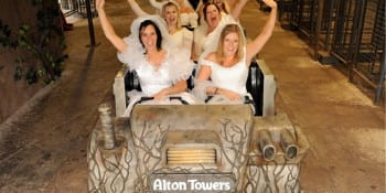 Alton Towers Birthday Luxury Theme Weekend Package Deal