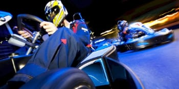 Birmingham Party Karts and Laughs Package Deal