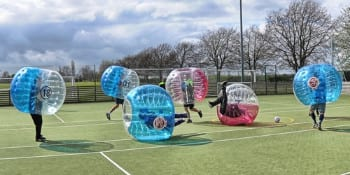 Bristol Stag Bubble Bumper Bash Package Deal